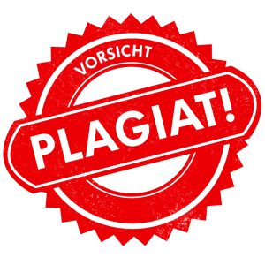 Vorsicht, Plagiat!