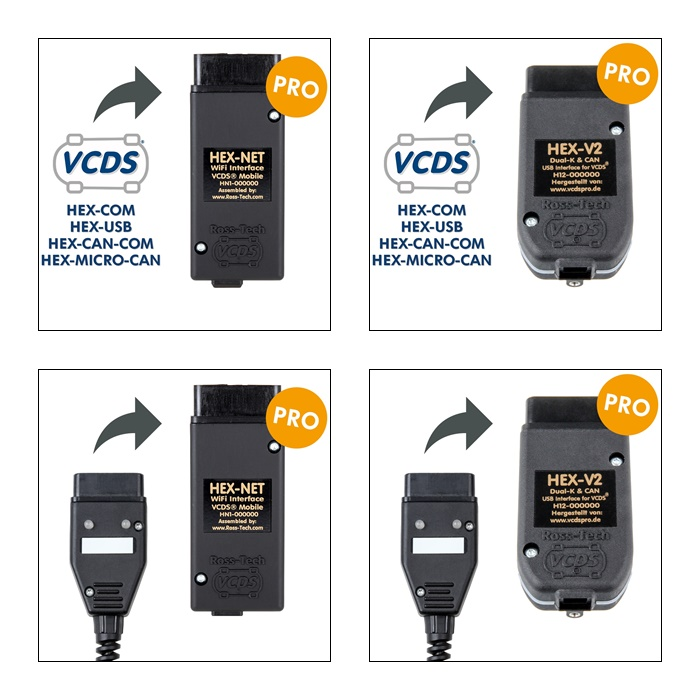 VCDS-Upgrades VCDS Upgrades