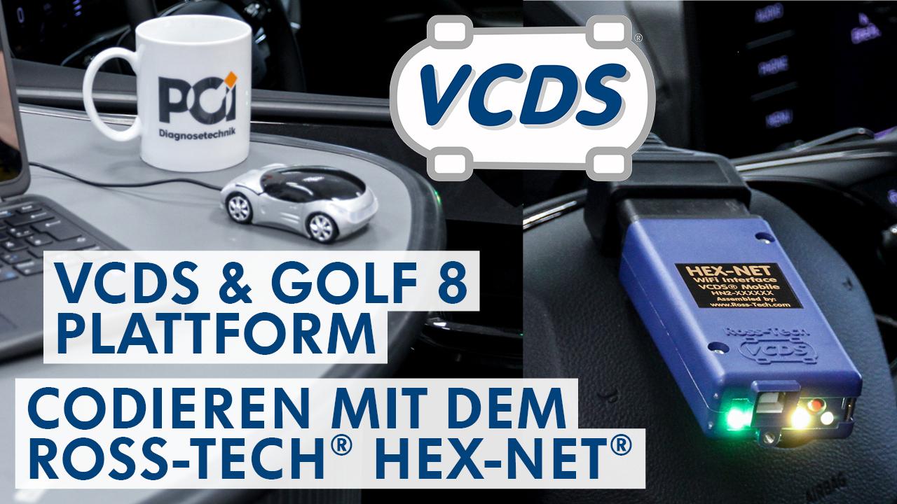 VCDS-HEX-NET-Blau-Golf8 VCDS Codierungen am VW Golf 8 und der MQBevo Plattform